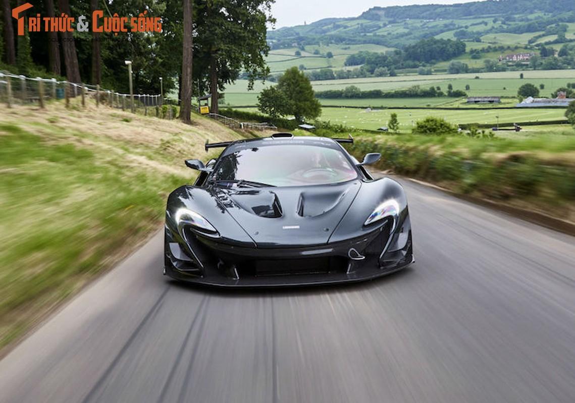 """Sieu xe McLaren P1 LM """"chien nhat"""