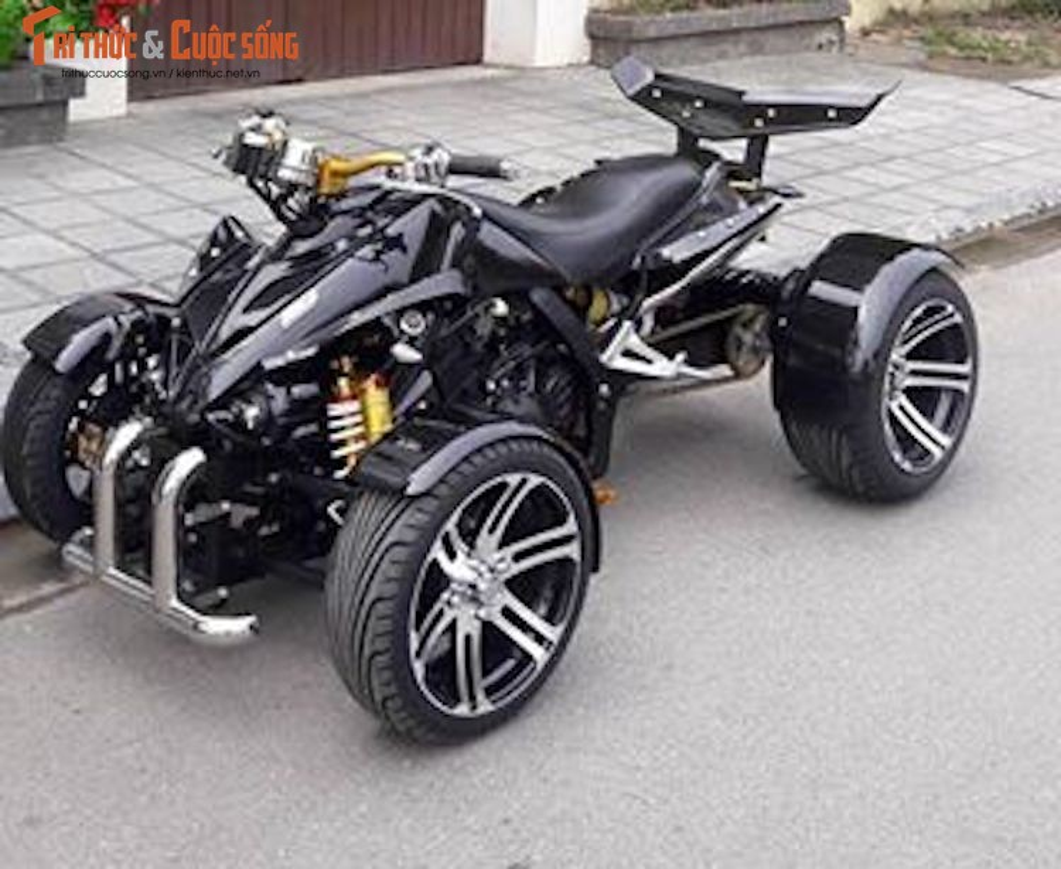 "Moto 4 banh ""hang khung"" gia 80 trieu tai Sai Gon-Hinh-10"