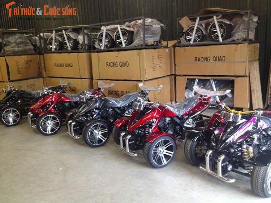 "Moto 4 banh ""hang khung"" gia 80 trieu tai Sai Gon-Hinh-11"