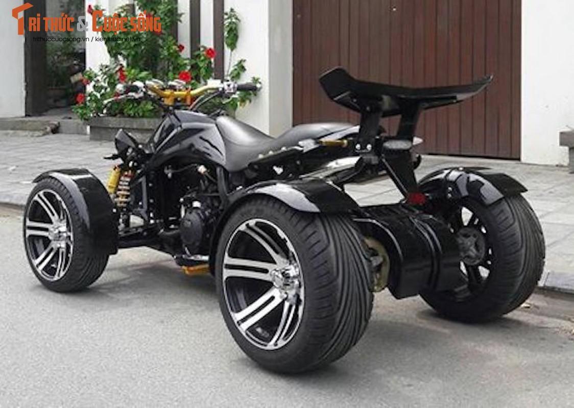 "Moto 4 banh ""hang khung"" gia 80 trieu tai Sai Gon-Hinh-3"