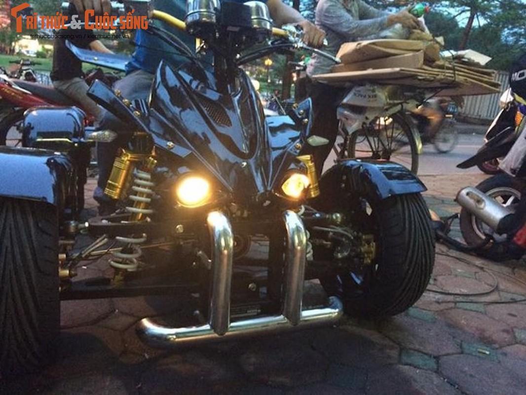 "Moto 4 banh ""hang khung"" gia 80 trieu tai Sai Gon-Hinh-4"
