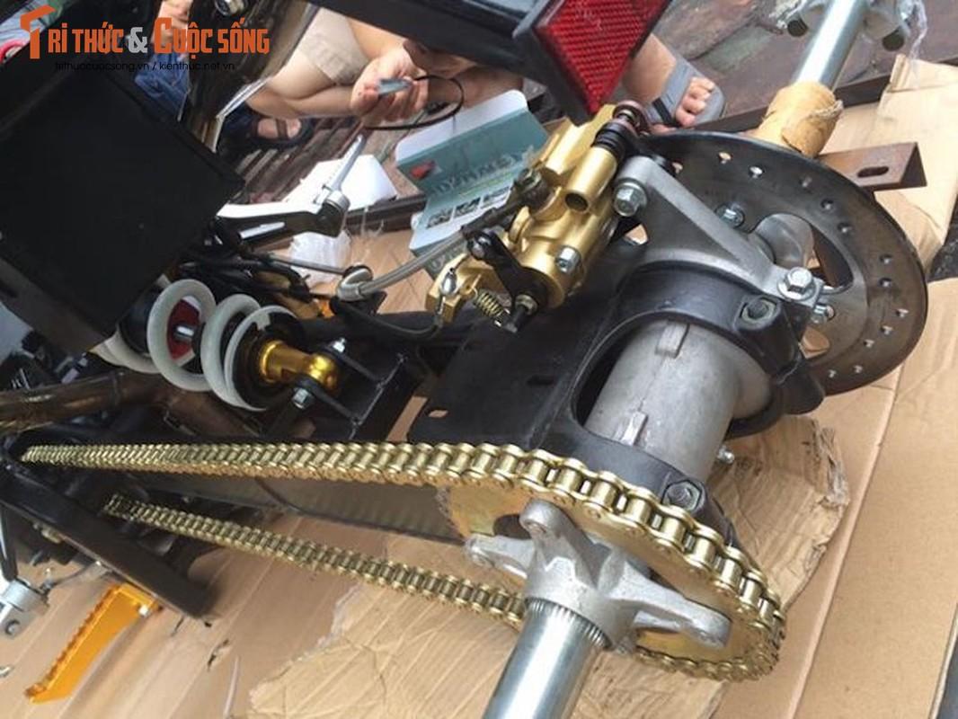 "Moto 4 banh ""hang khung"" gia 80 trieu tai Sai Gon-Hinh-9"