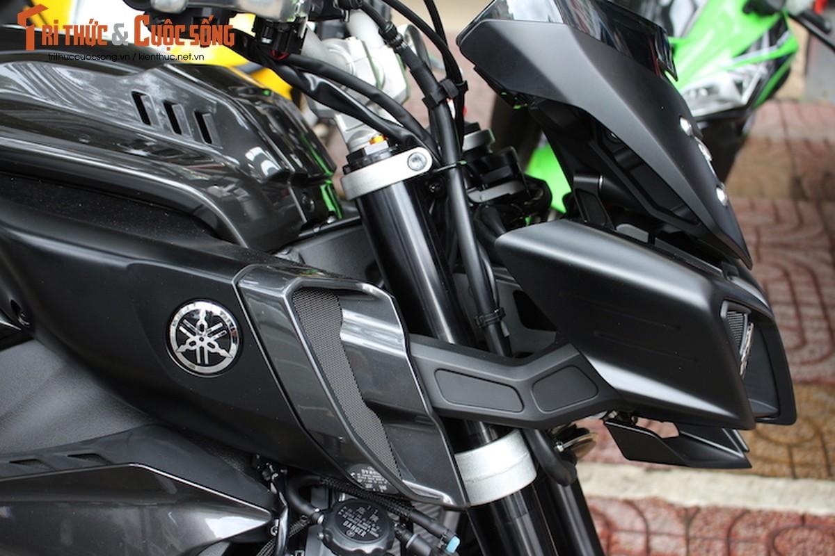 """Quai thu"" Yamaha MT-10 gia 557 trieu dau tien tai VN-Hinh-3"