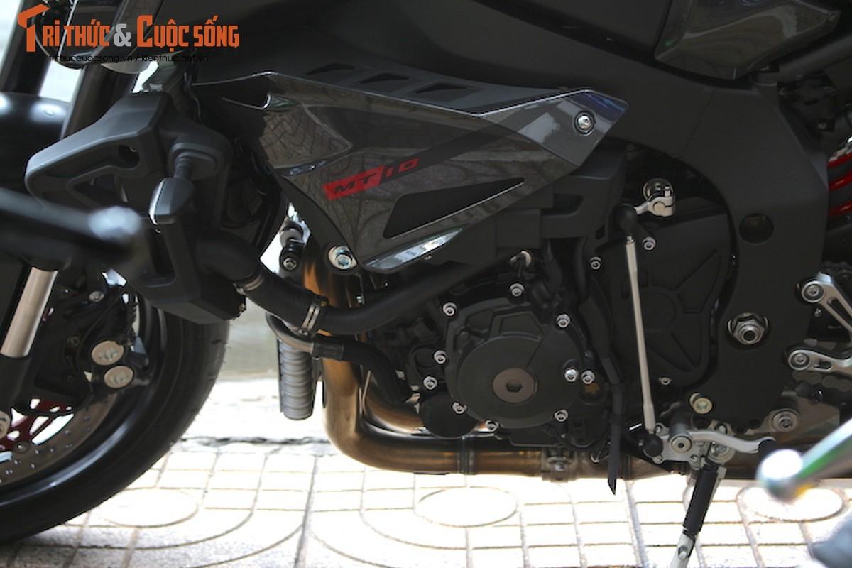 """Quai thu"" Yamaha MT-10 gia 557 trieu dau tien tai VN-Hinh-8"