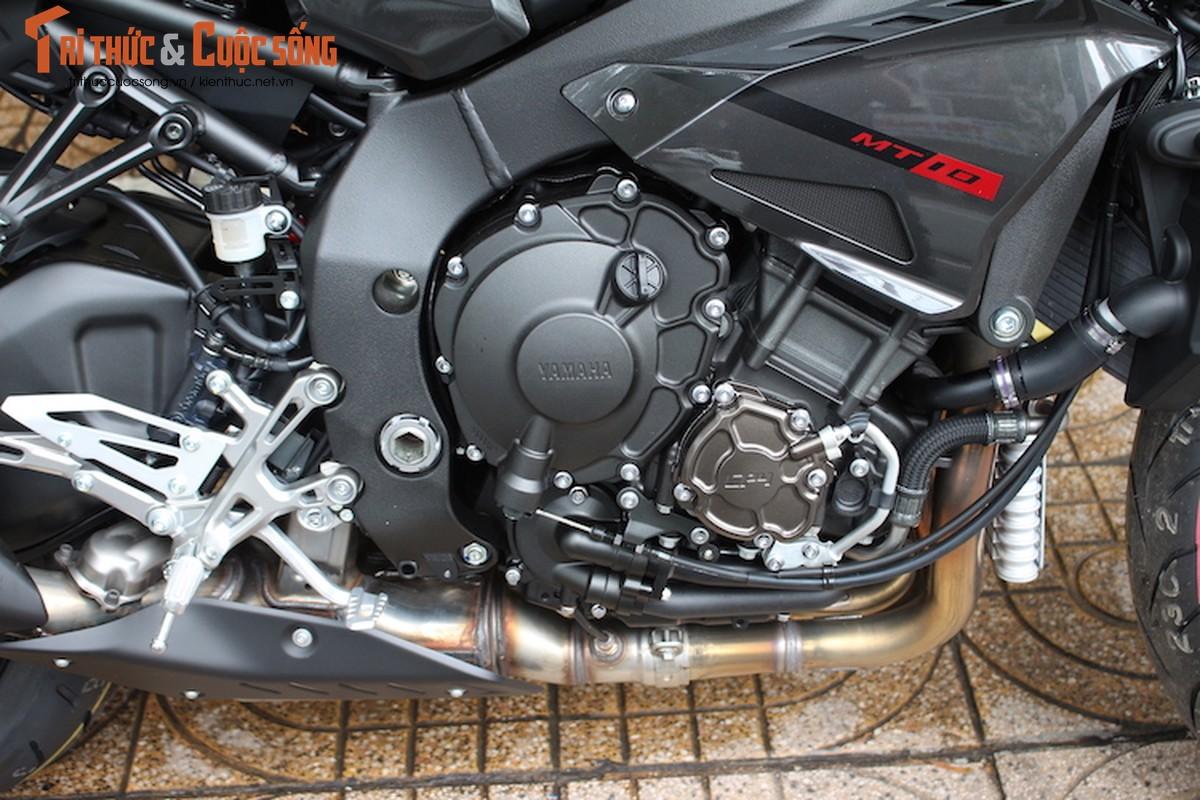 """Quai thu"" Yamaha MT-10 gia 557 trieu dau tien tai VN-Hinh-9"
