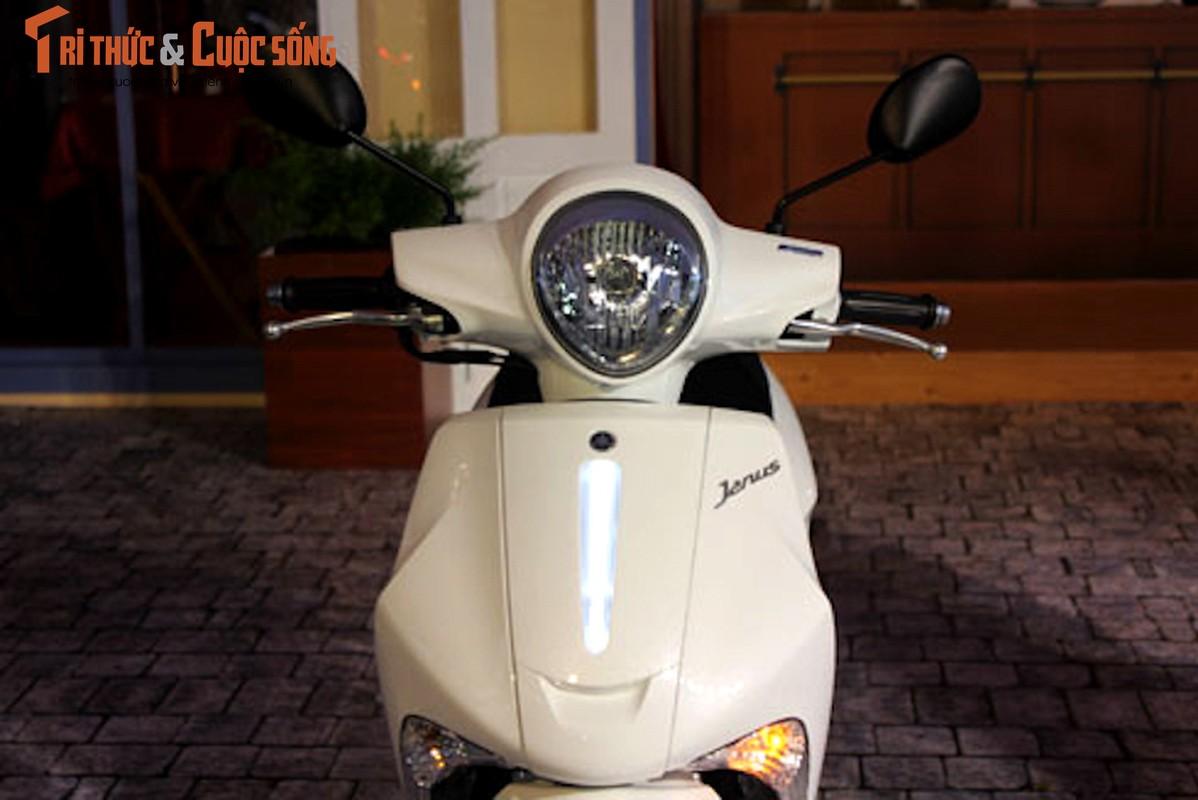 Chi tiet xe ga Yamaha Janus 125 gia 27,5 trieu dong-Hinh-3