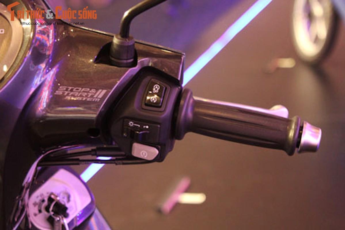 Chi tiet xe ga Yamaha Janus 125 gia 27,5 trieu dong-Hinh-6