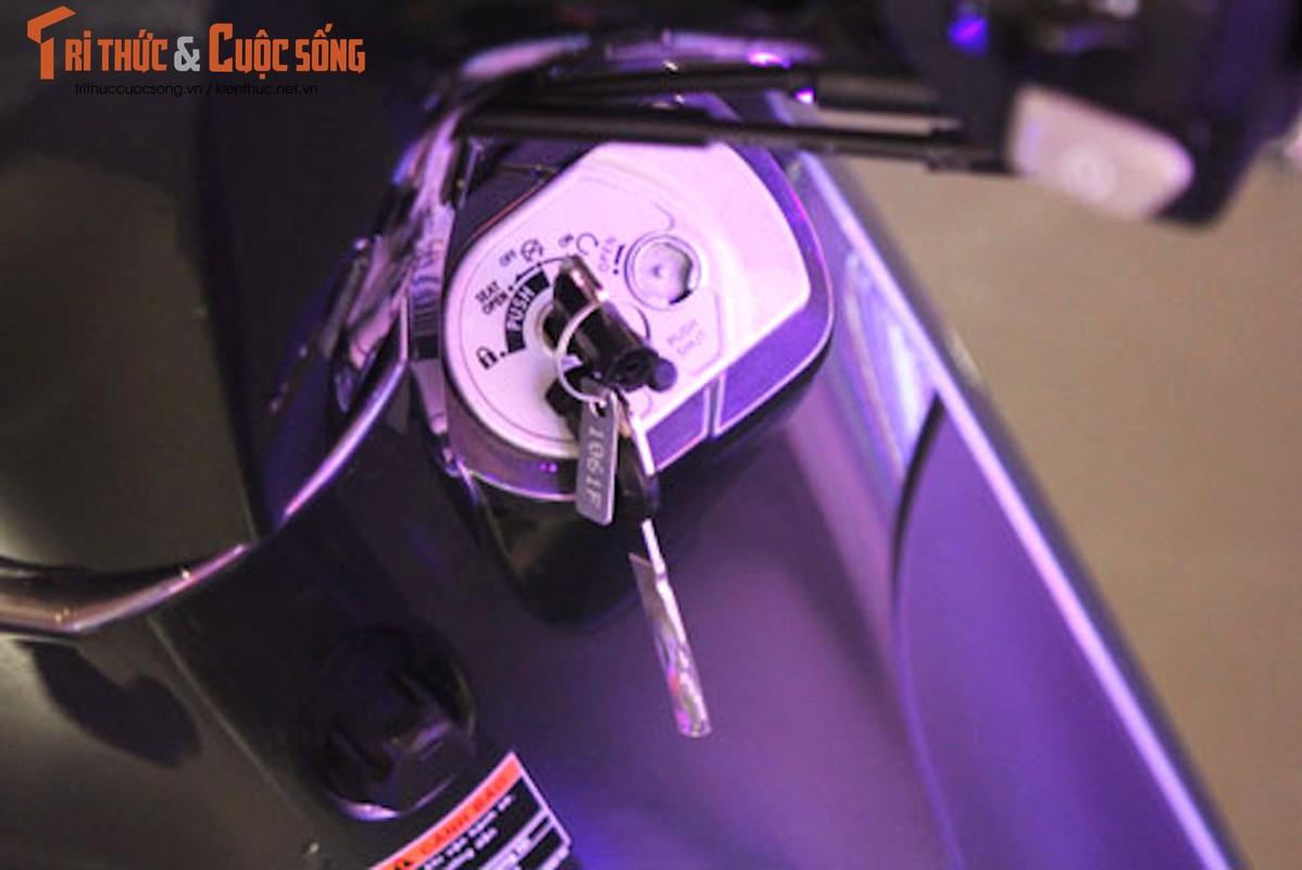 Chi tiet xe ga Yamaha Janus 125 gia 27,5 trieu dong-Hinh-7