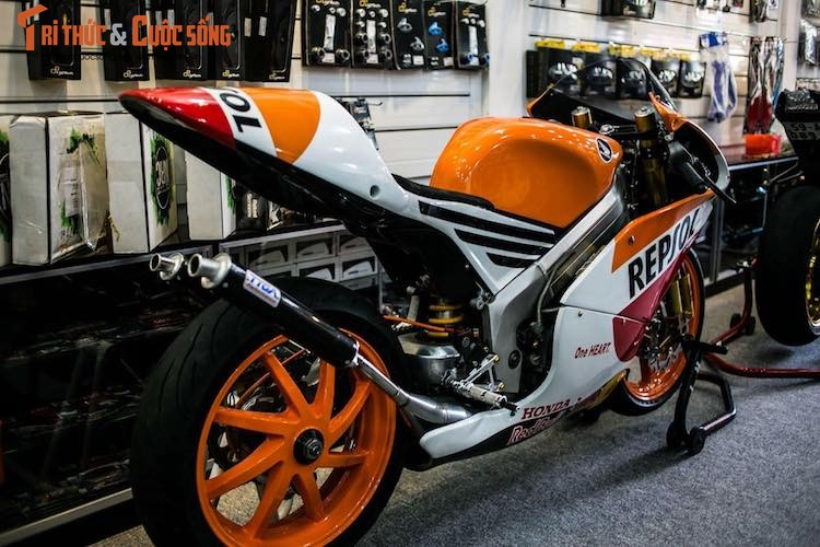 Xe no 2 ky Honda NSR250R SP do sieu moto