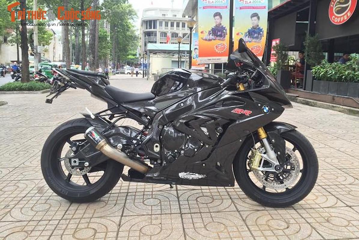 Sieu moto 758 trieu BMW S1000RR do carbon