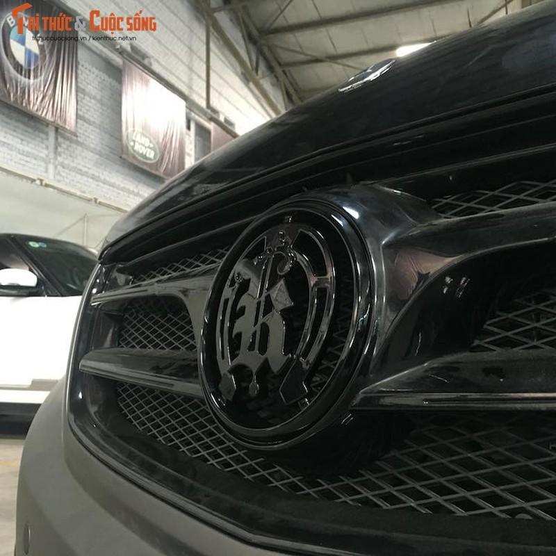 Xe van hang sang Mercedes V220 CDI do body doc nhat VN-Hinh-3