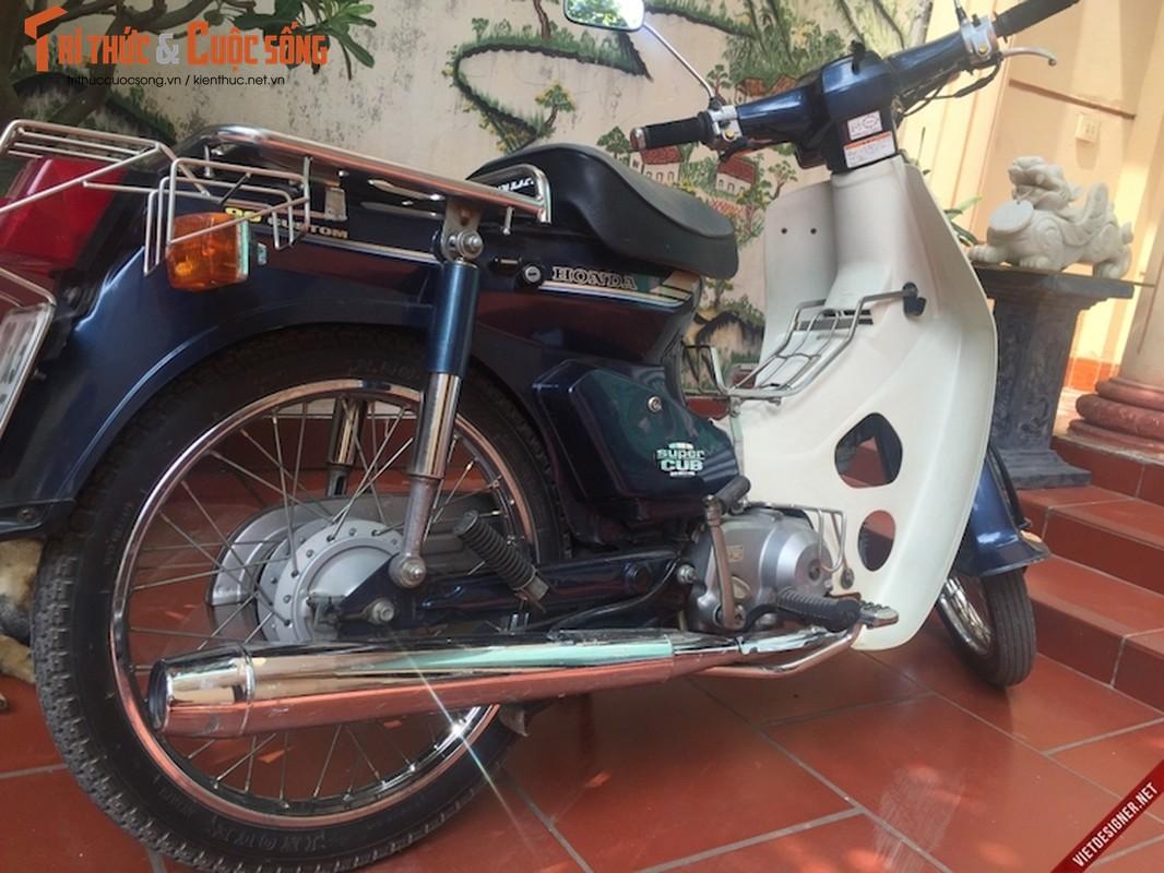 """Cap doi Honda Cub 82 hang doc """"con zin"""" tai Ha Noi-Hinh-3"""