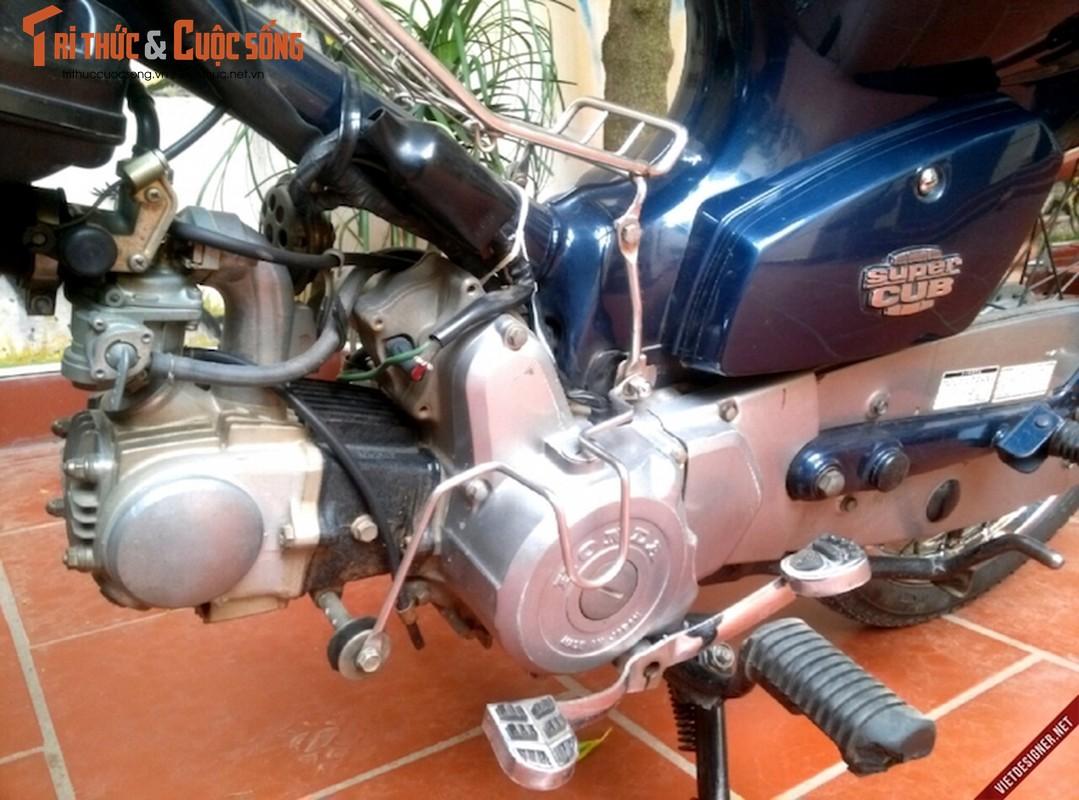 """Cap doi Honda Cub 82 hang doc """"con zin"""" tai Ha Noi-Hinh-5"""