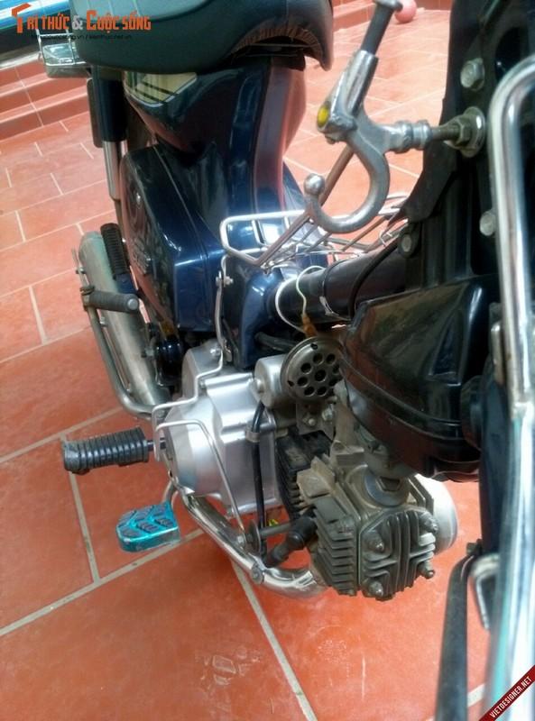 """Cap doi Honda Cub 82 hang doc """"con zin"""" tai Ha Noi-Hinh-6"""