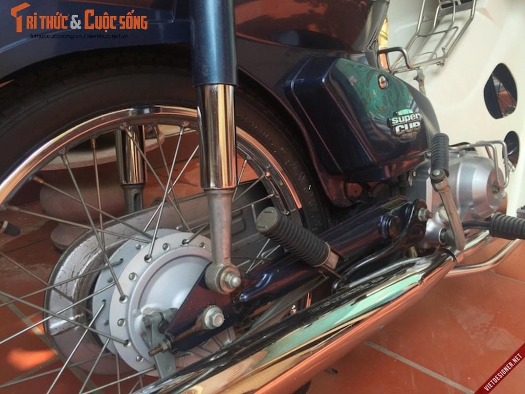"""Cap doi Honda Cub 82 hang doc """"con zin"""" tai Ha Noi-Hinh-7"""
