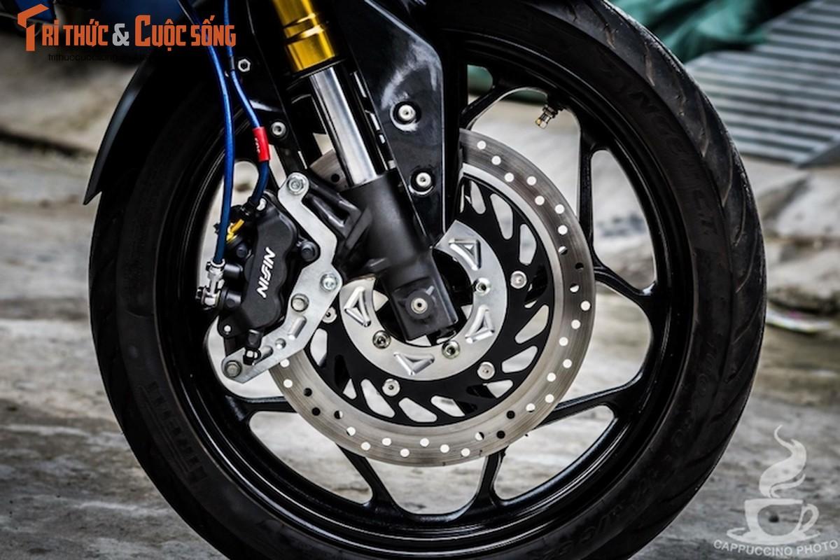 Yamaha FZ150i do full option