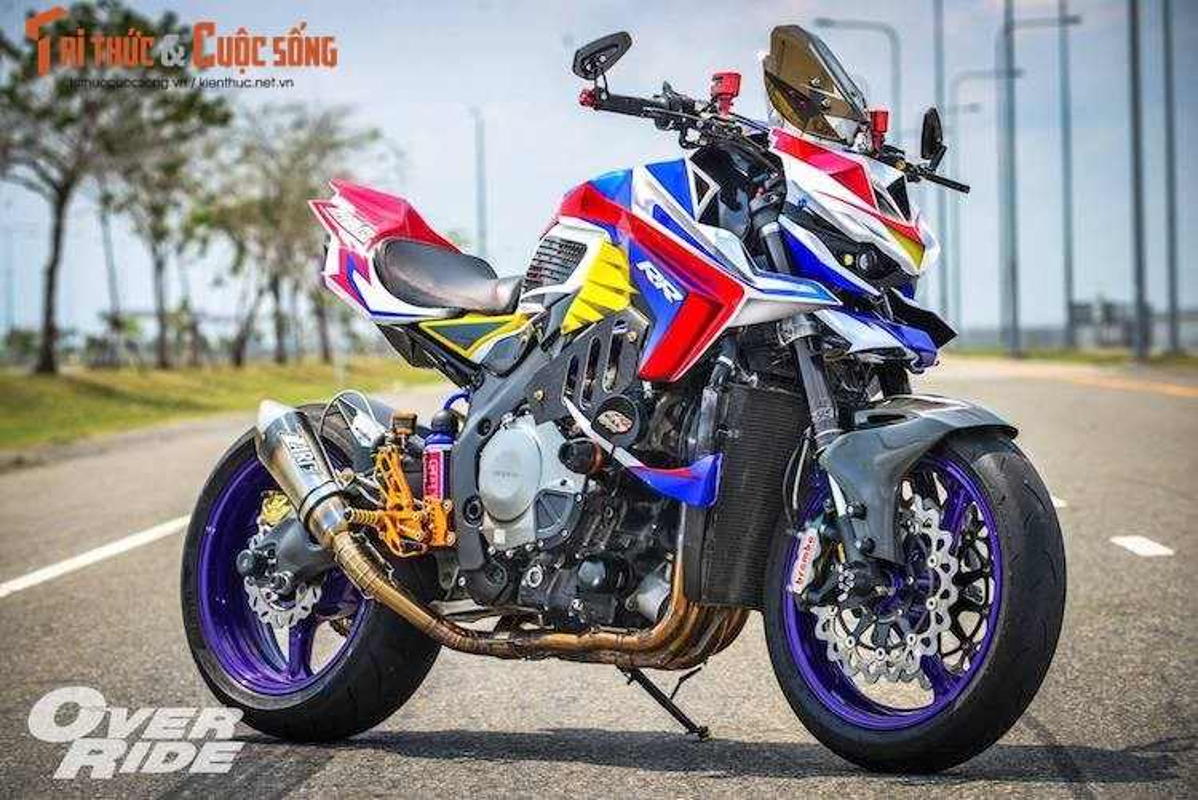 "Honda CBR1000RR ""bien hinh"" robot Gundam sieu doc-Hinh-3"