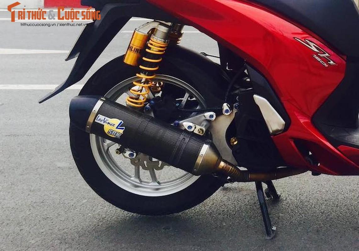 Xe tay ga Honda SH150i