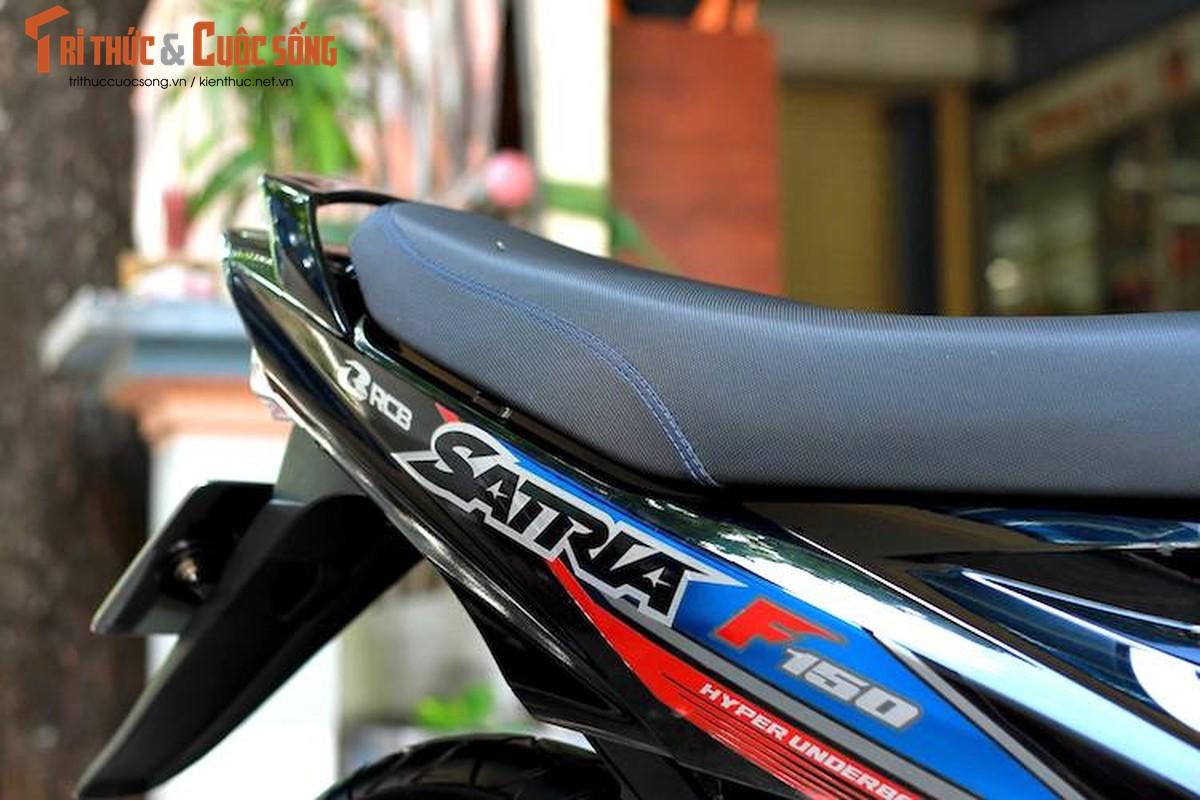 """""""Xe no"""" Suzuki Satria F150 do gan 100 trieu tai Sai Gon-Hinh-4"""