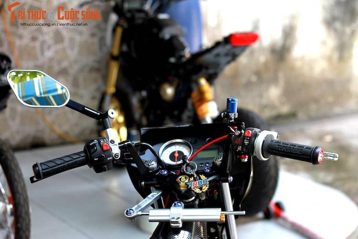 """""""Xe no"""" Suzuki Satria F150 do gan 100 trieu tai Sai Gon-Hinh-5"""