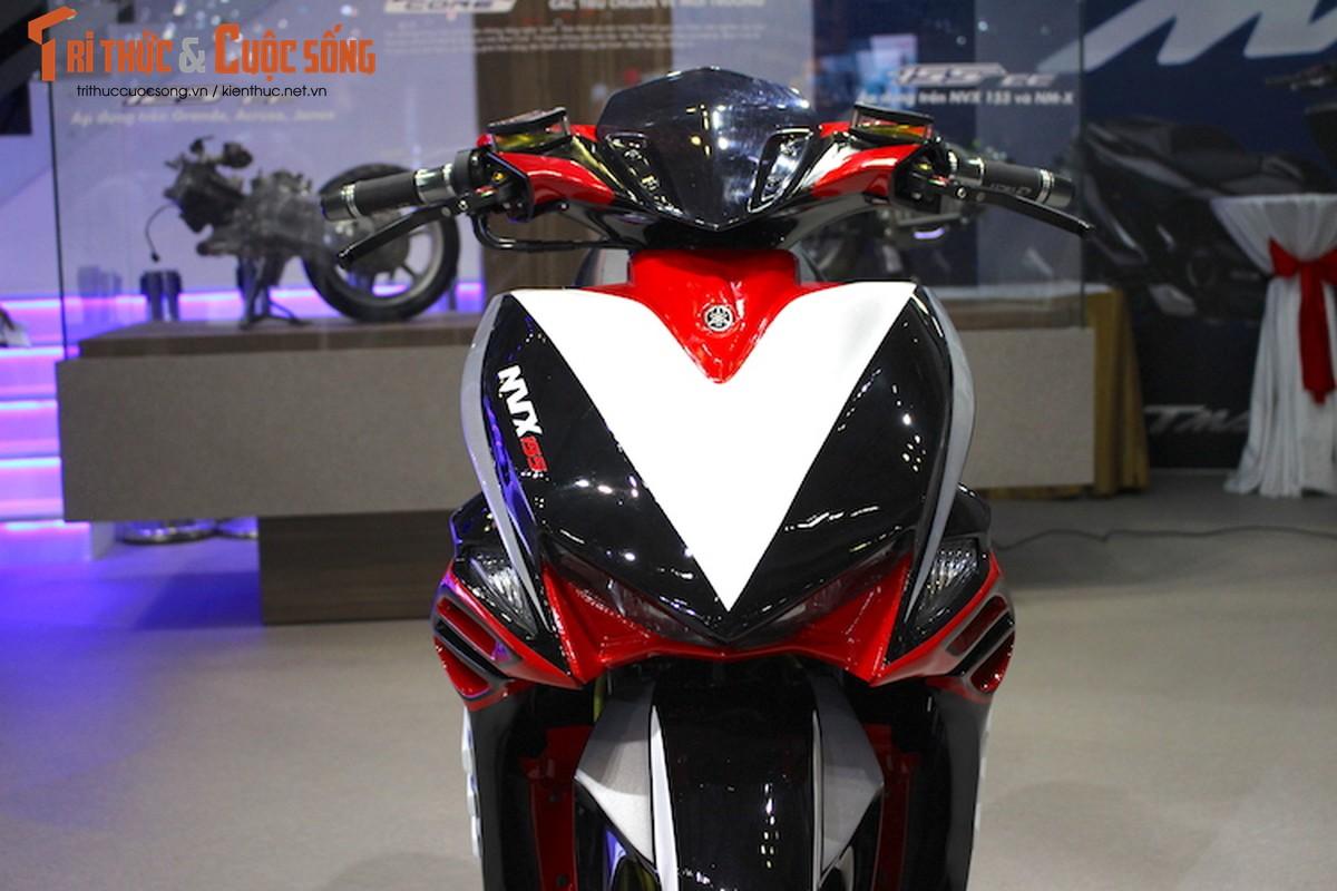 """Yamaha NVX do sieu moto """"cuc khung"""" tai Viet Nam-Hinh-3"""