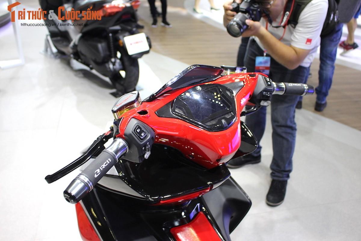"""Yamaha NVX do sieu moto """"cuc khung"""" tai Viet Nam-Hinh-5"""