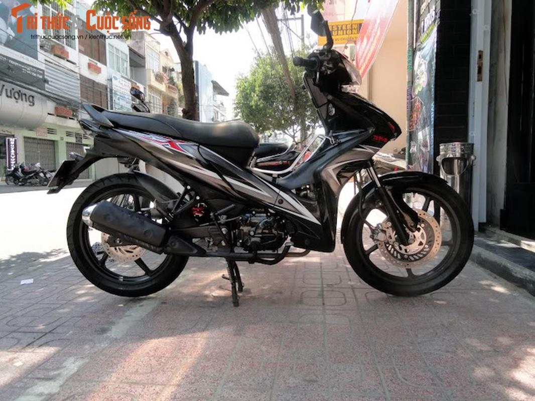 "Honda Wave RSX 110 do ""chan den nach"" tai Viet Nam"