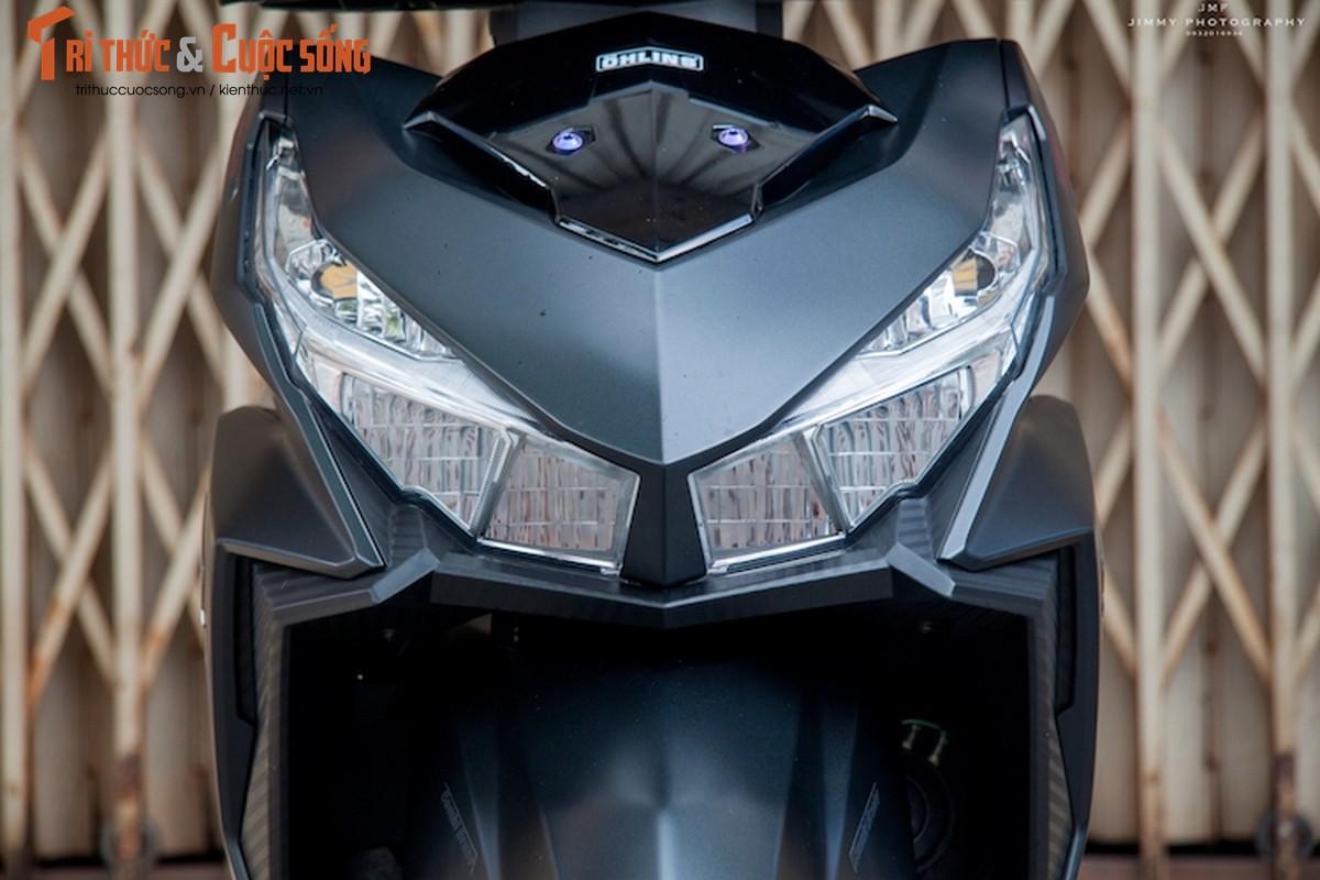 "Honda Vario 150 len do choi ""cuc chat"" tai Viet Nam-Hinh-2"
