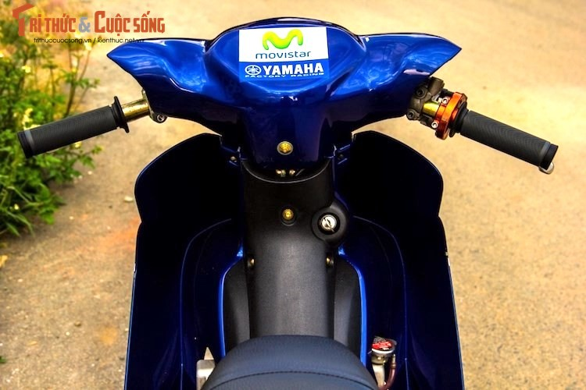 "Yamaha Jupiter MX ""lot xac"" xe dau khung tai Viet Nam-Hinh-5"