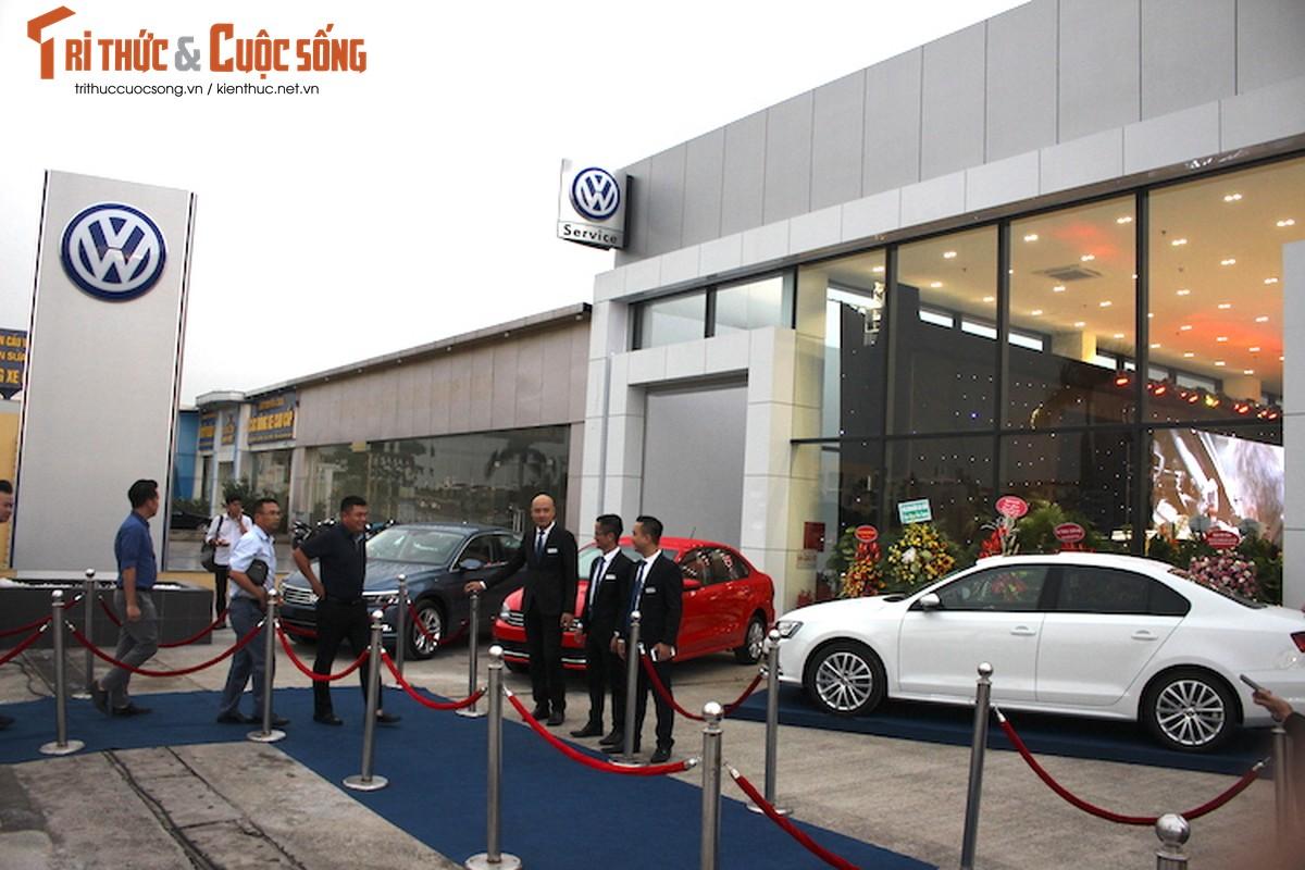 Can canh dan xe Volkswagen chinh hang tai Ha Noi