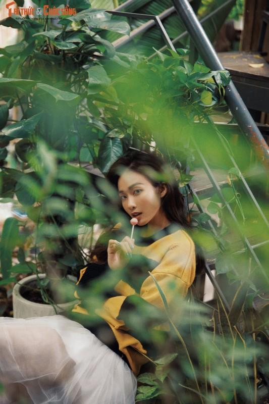 Kha Ngan: Thoat mac hot girl, tro thanh nghe sy