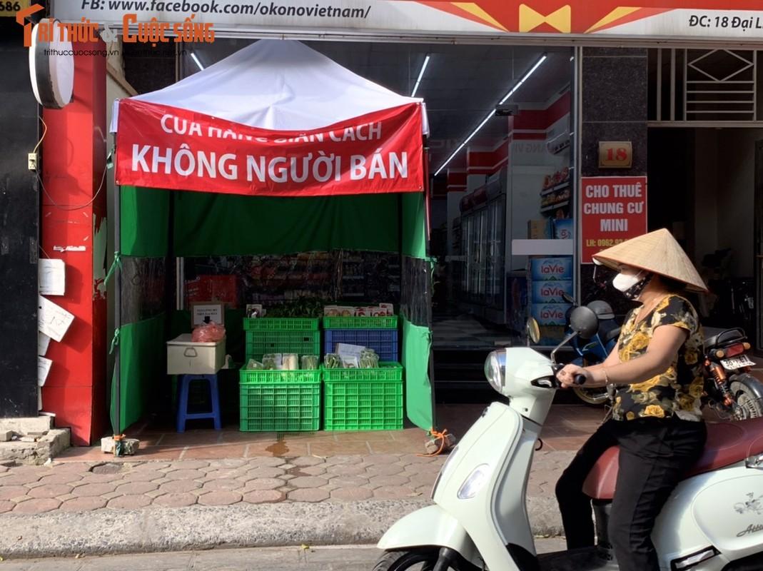 Gian hang khong nguoi ban, tu tra tien dau tien tai Ha Noi