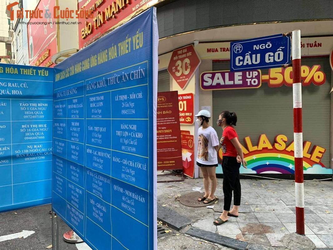"""Cho """"nha giau"""" Hang Be mo lai: Nguoi mua ban phai quet QR, khai bao thong tin-Hinh-5"""