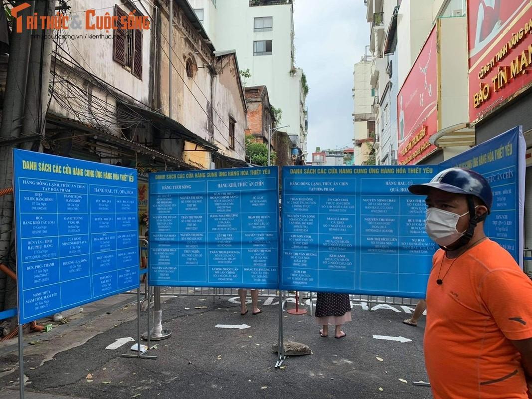 """Cho """"nha giau"""" Hang Be mo lai: Nguoi mua ban phai quet QR, khai bao thong tin-Hinh-9"""