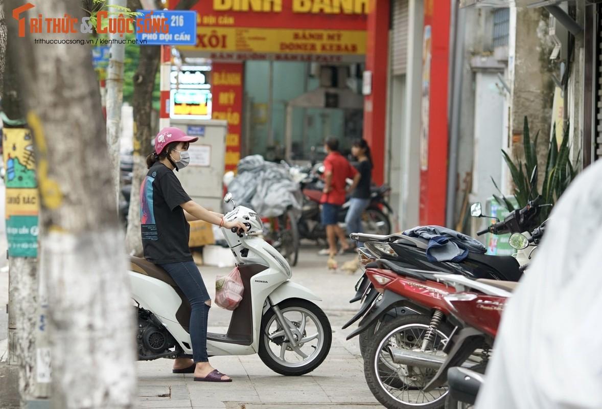 """Bun, mien ban ship ve """"chay hang""""... ngay dau Ha Noi noi long-Hinh-11"""