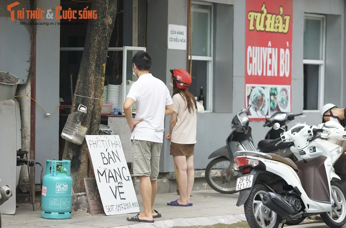 """Bun, mien ban ship ve """"chay hang""""... ngay dau Ha Noi noi long-Hinh-12"""