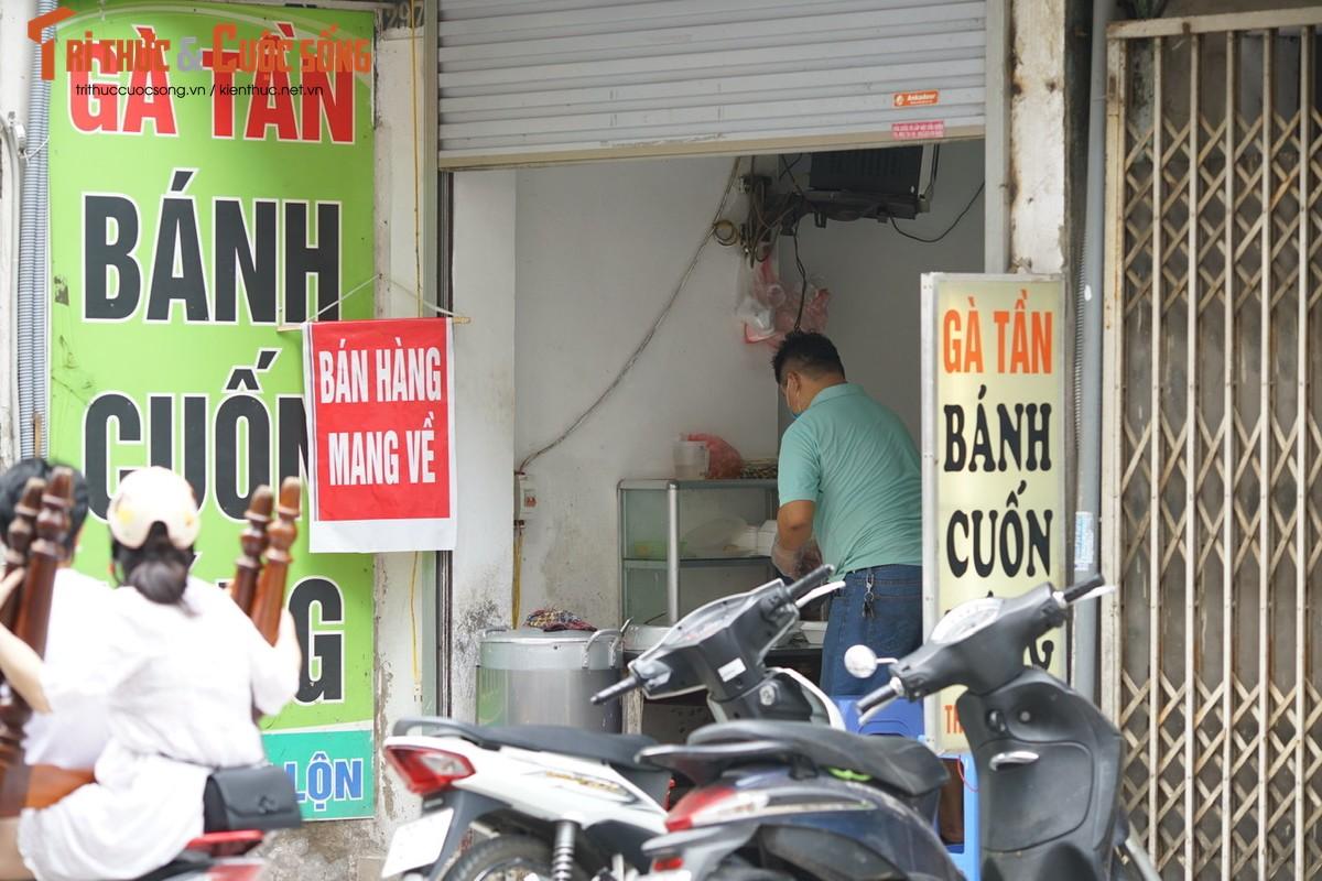 """Bun, mien ban ship ve """"chay hang""""... ngay dau Ha Noi noi long-Hinh-4"""