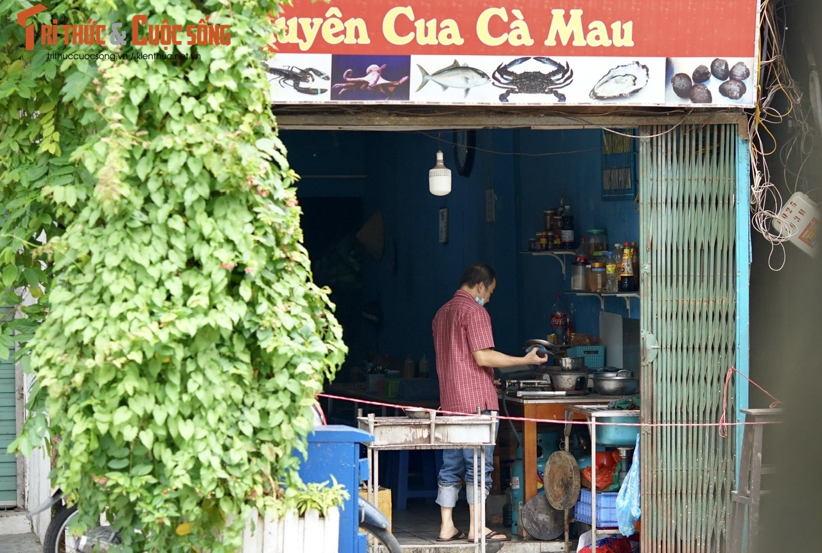 """Bun, mien ban ship ve """"chay hang""""... ngay dau Ha Noi noi long-Hinh-5"""