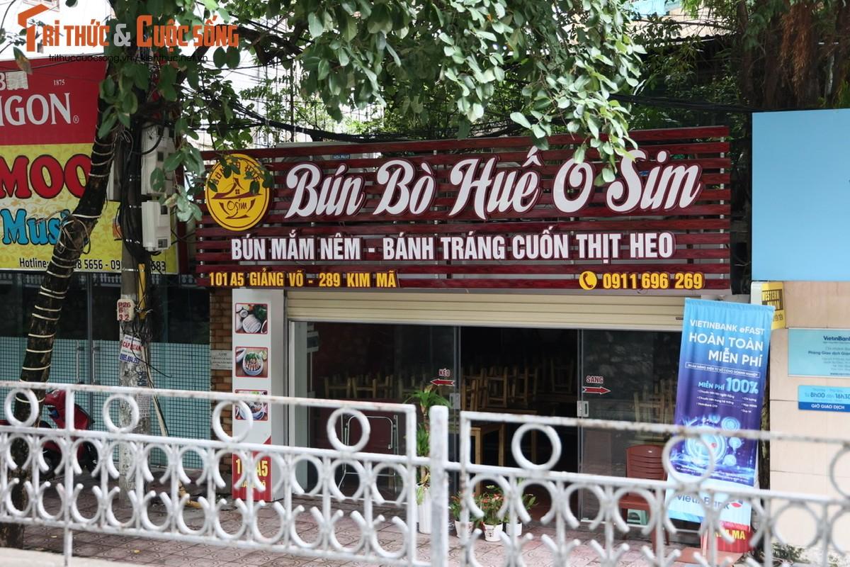 "Bun, mien ban ship ve ""chay hang""... ngay dau Ha Noi noi long"