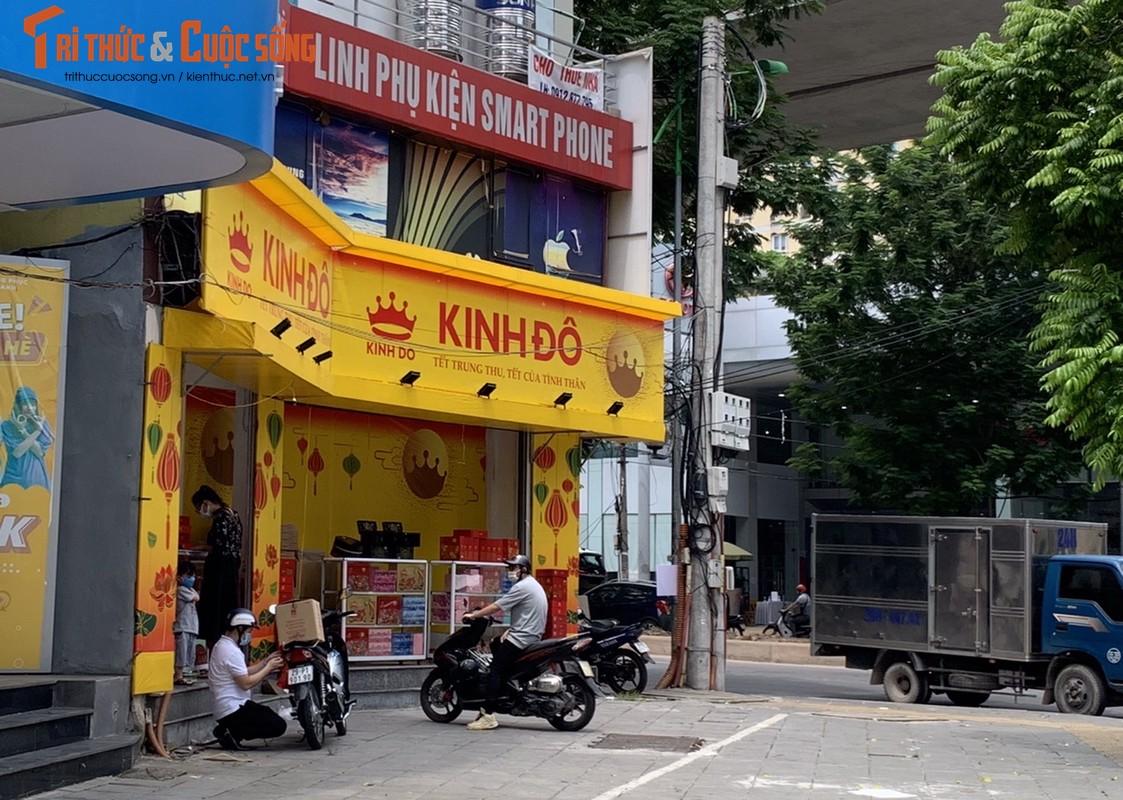 """""""Ong lon"""" banh Trung Thu vang khach, cua hang truyen thong xep hang nuom nuop-Hinh-7"""