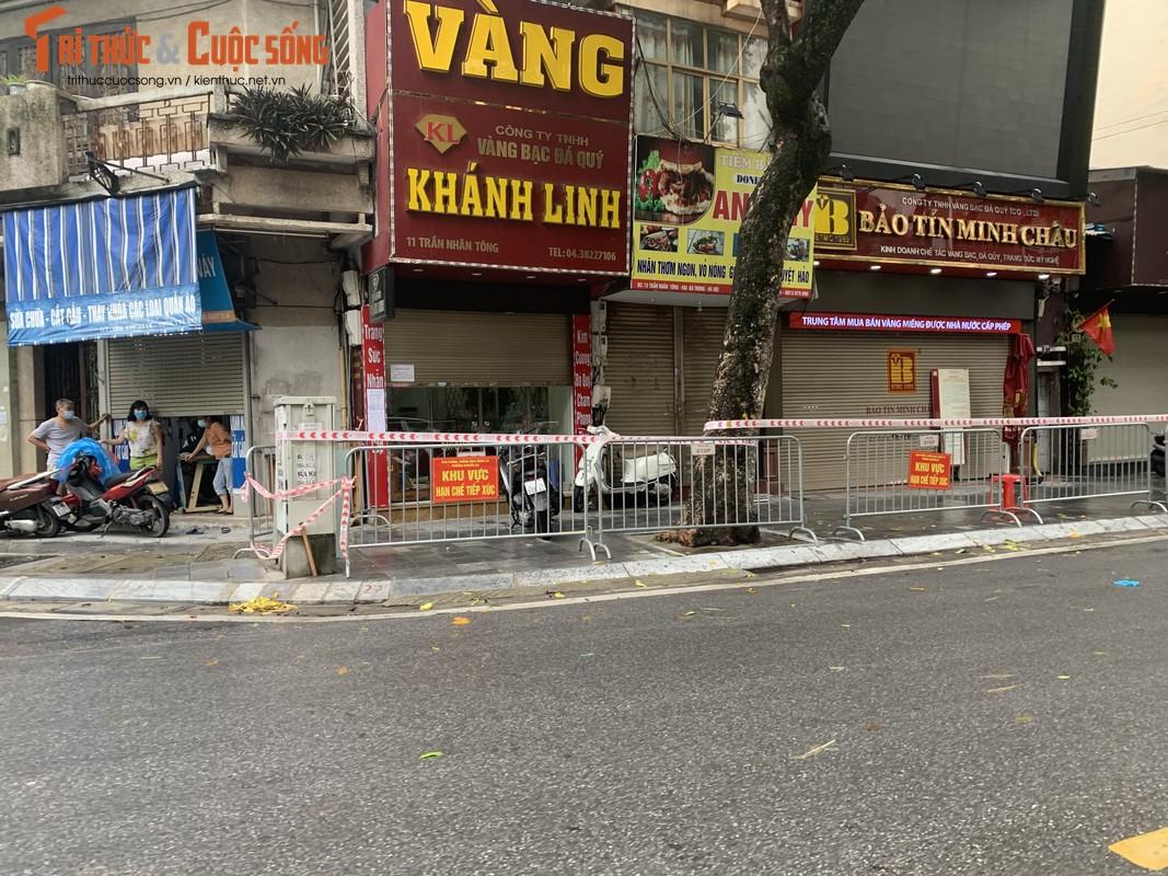 Ha Noi phong toa pho Tran Nhan Tong vi phat hien ca F0 moi-Hinh-2