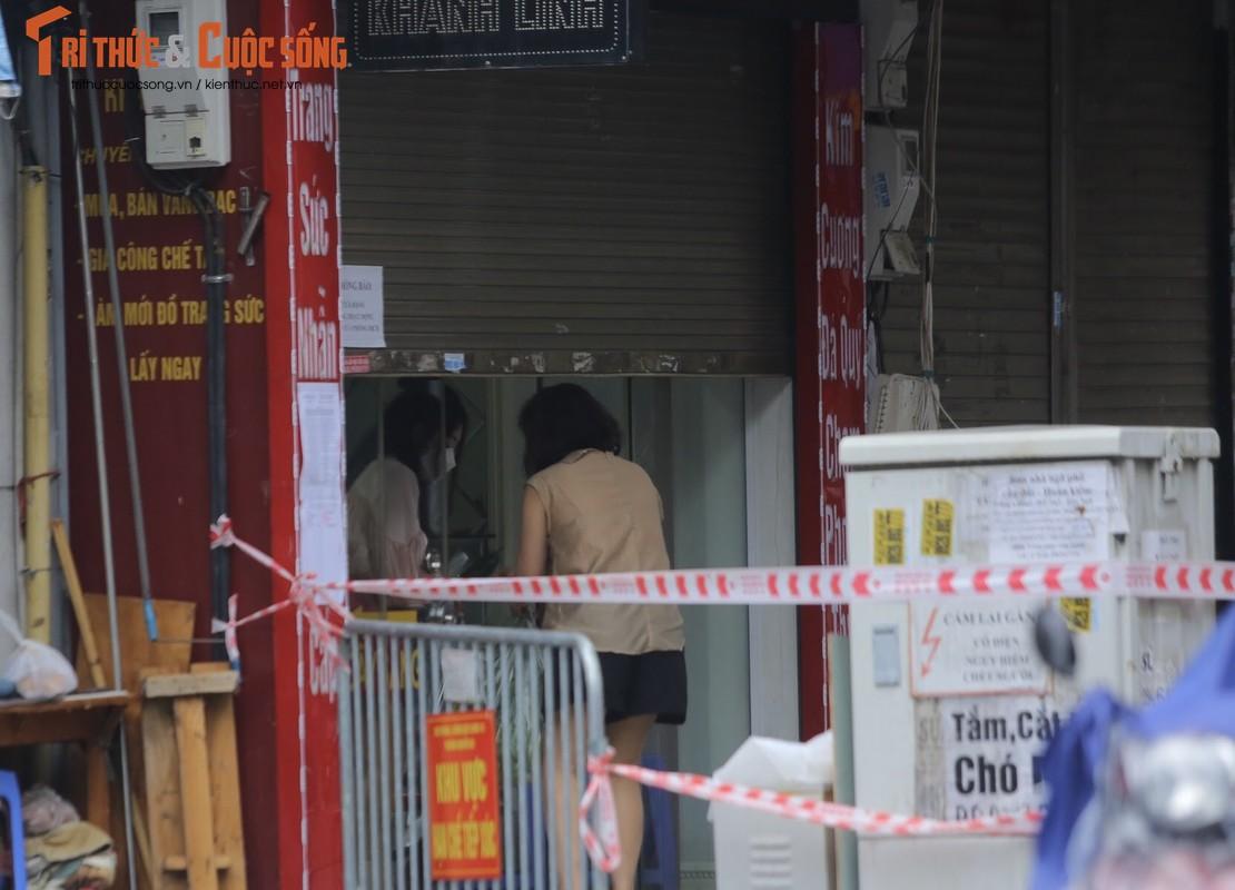 Ha Noi phong toa pho Tran Nhan Tong vi phat hien ca F0 moi-Hinh-9
