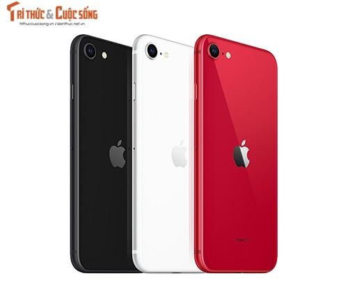 IPhone SE 2020 trinh lang: Hinh hai iPhone 8, suc manh iPhone 11 Pro Max