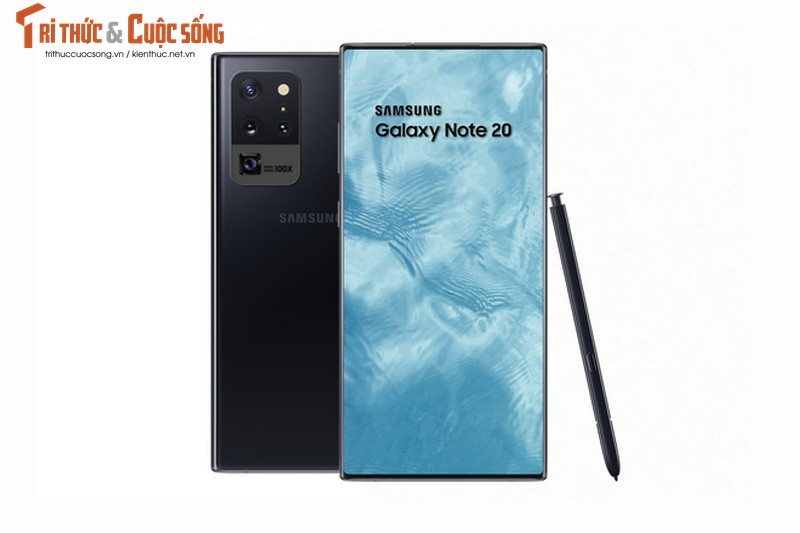 """Fan Samsung """"that vong"""" ve dung luong pin cua Note 20"""