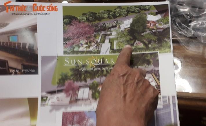 Cu dan Sun Square