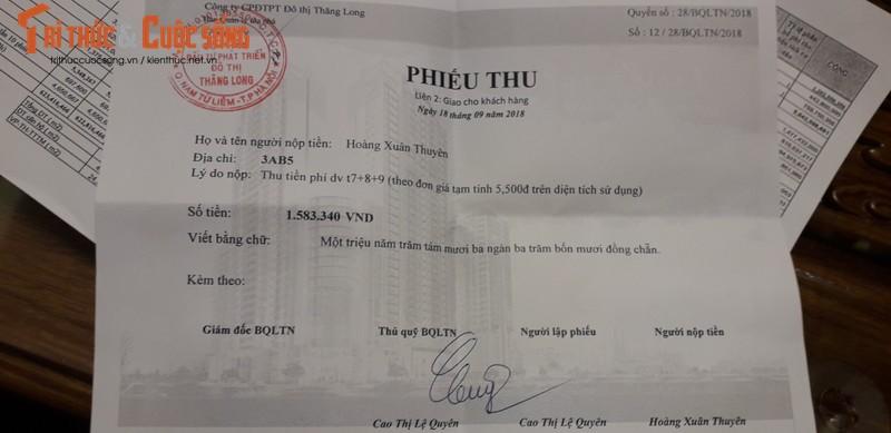 """Dich vu Sun Square kem, CDT Do Thi Thang Long  van """"chem dep"""" dan-Hinh-2"""
