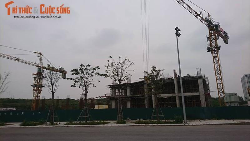 Rao ban ram ro, ai ngo Bea Sky Nguyen Xien nam canh nghia trang 200ha