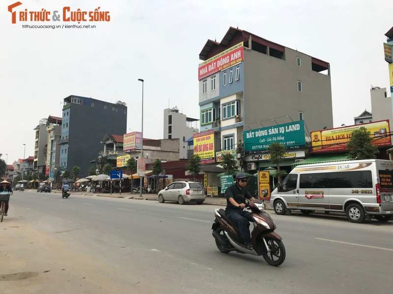 Can canh nhung manh dat chuc ty tai Dong Anh