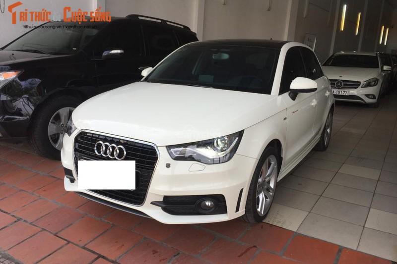 Xe sang Audi A1 dung 7 nam ban 550 trieu tai VN-Hinh-10