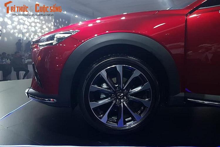 Mazda CX-3 va CX-30, cao nhat 899 trieu dong tai Viet Nam-Hinh-2